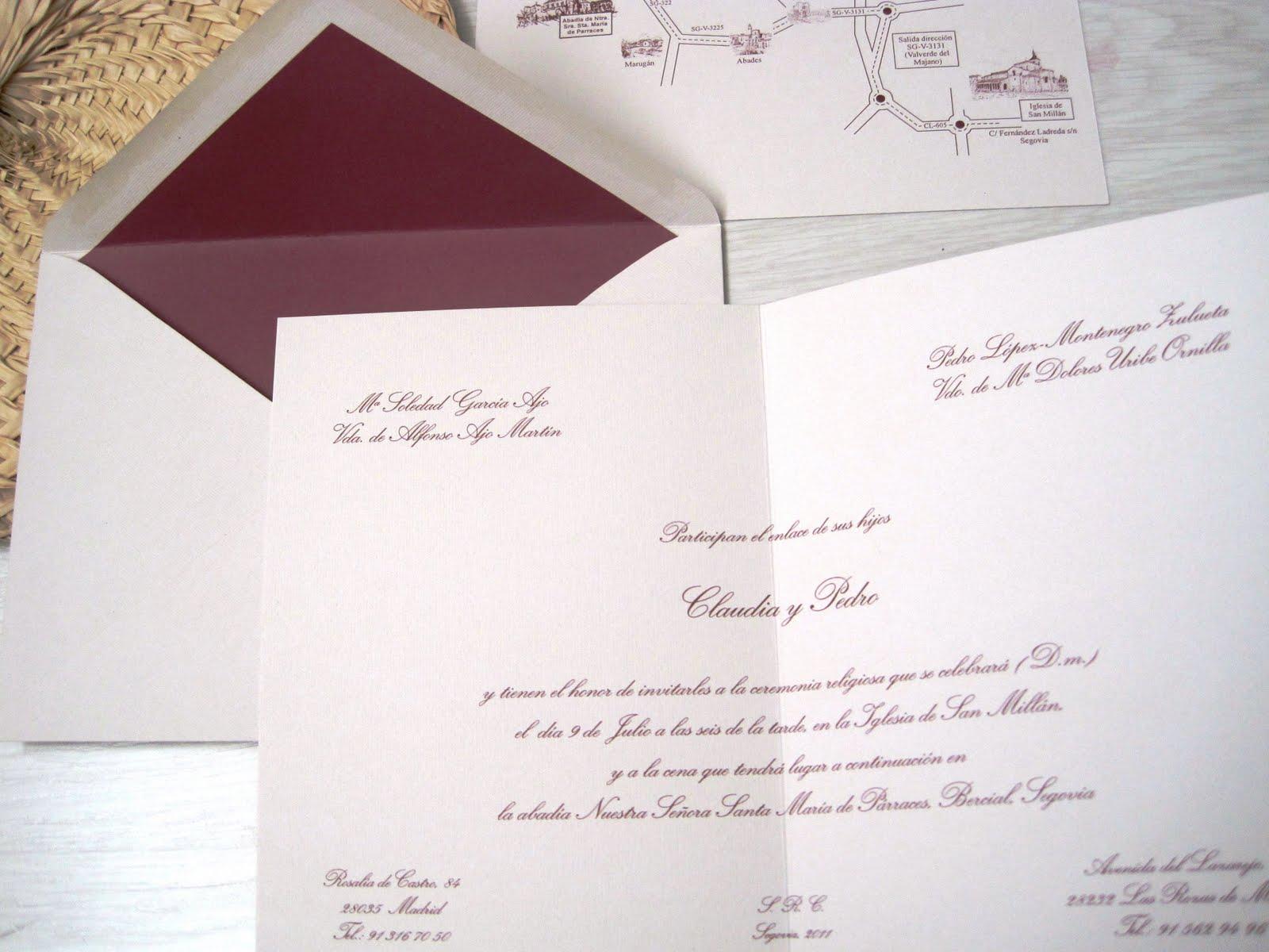 los padres y la invitaci n de boda tu boda es nica